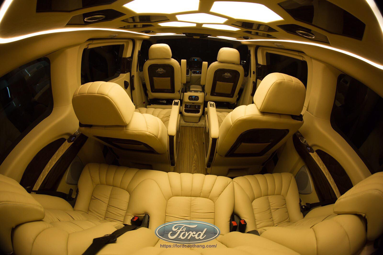noi that limousine 7 cho