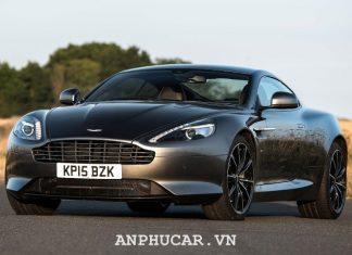 Aston Martin DB9 GT 2020 thiet ke