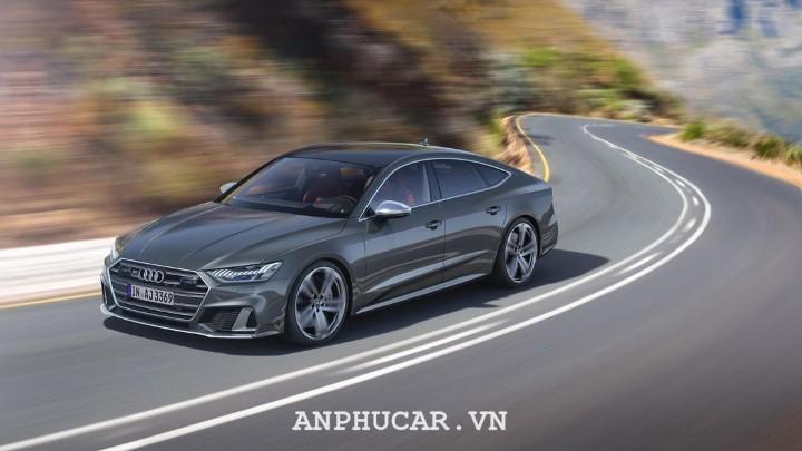 Audi A7 2020 gia lan banh