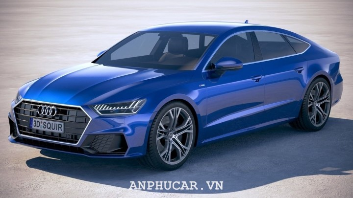 Audi A7 2020 mua xe