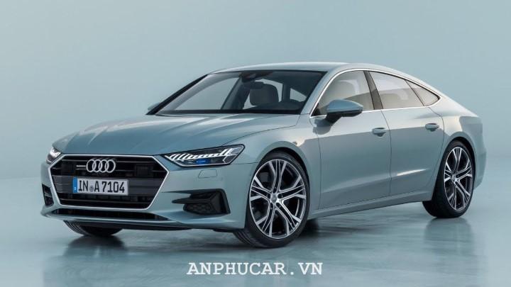 Audi A7 2020 thiet ke