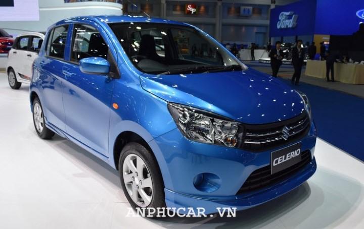 Suzuki Celerio 2020 gia ban