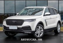 Zotye Z8 2020 thong so