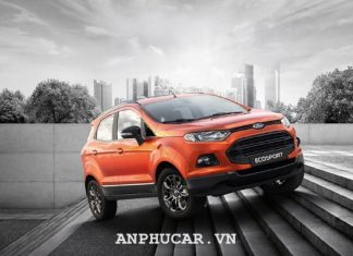 Ford Ecosport 2016 Danh gia xe chi tiet