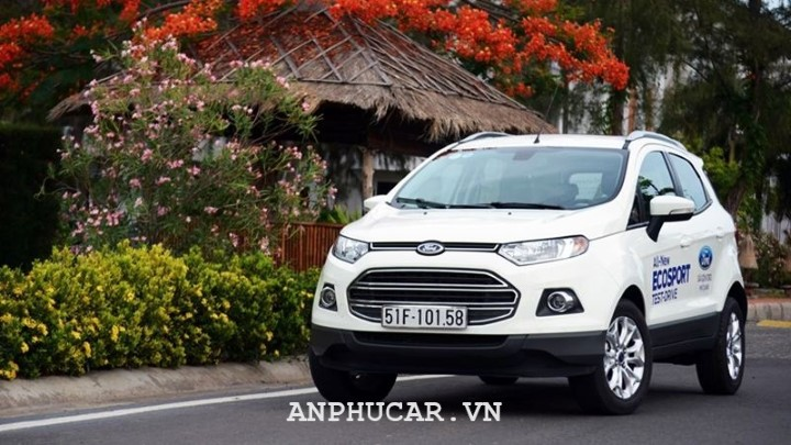 Ford Ecosport 2016 danh gia