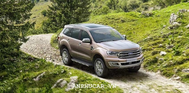 Ford Everest Trend 2.0L AT 2020 mua xe