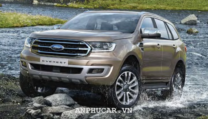 Ford Everest Trend 2.0L AT 2020