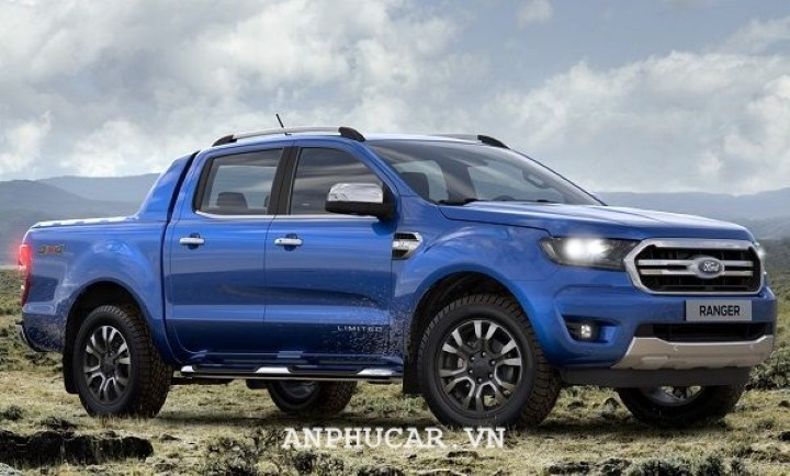 Ford Ranger Limited 2020 gia ban