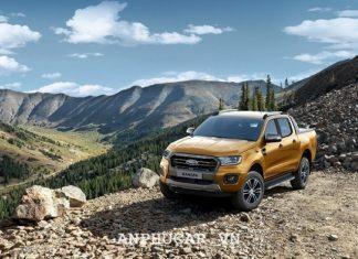 Ford Ranger Limited 2020 mua xe