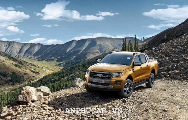 Ford Ranger Limited 2020 mua xe