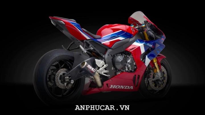 Honda CBR1000RR FireBlade 2020 thiet ke manh me ca tinh