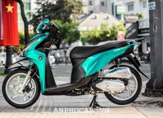 Honda Vision 2020 tinh te và quyen ru