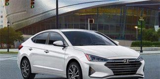 Hyundai Elantra 2020 thiet ke sang trong