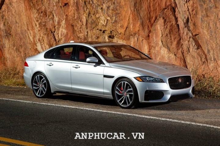 Jaguar XF 2020 gia xe bao nhieu