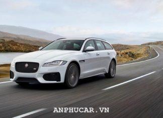 Jaguar XF 2020 thiet ke sang trong