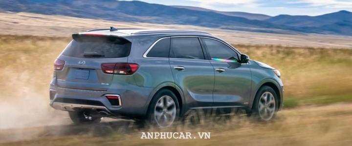 Kia Sorento 2020 mau SUV sang trong