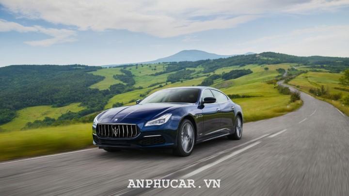 Maserati Quattroporte 2020 danh gia