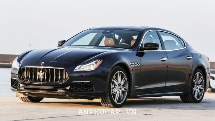 Maserati Quattroporte 2020 gia ban