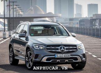 Mercedes-Benz GLC 2020 danh gia xe chi tiet