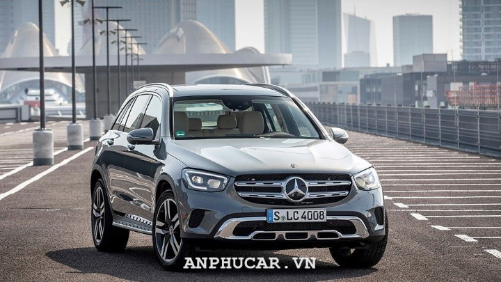 Mercedes-Benz GLC 2020 danh gia xe chi tiet