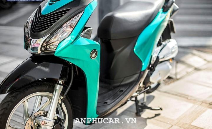 Mua xe Honda Vision 2020 tra gop