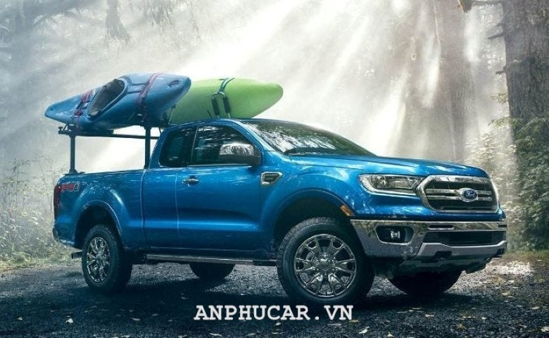 Ford Ranger Limited 2020 danh gia chi tiet