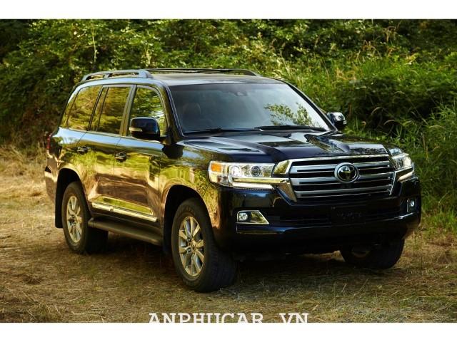 Toyota Land Cruiser 2020 danh gia chi tiet