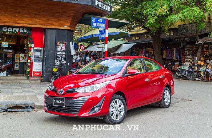 Toyota Vios 2020 gia bao nhieu