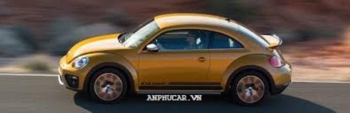 Volkswagen Beetle Dune 2020 danh gia