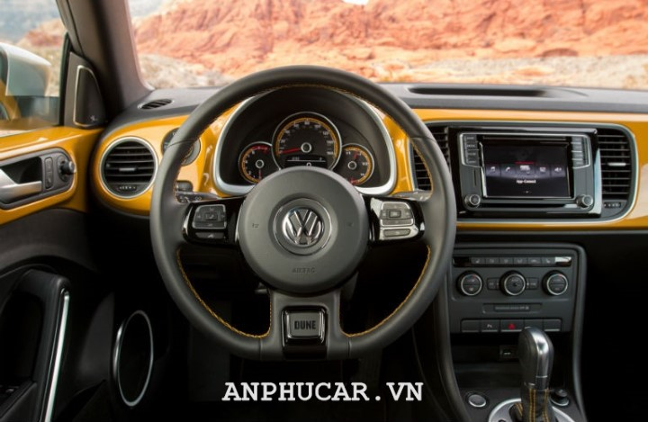 Volkswagen Beetle Dune 2020 noi that