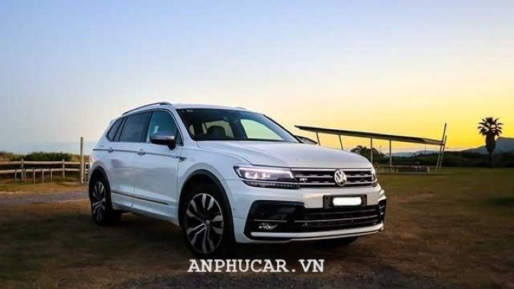 Volkswagen Tiguan Allspace Highline 2020 gia bao nhieu