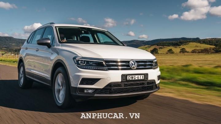 đanh Gia Dong Xe Volkswagen Tiguan Allspace Highline 2020