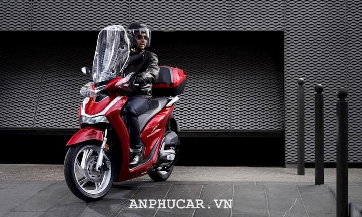 Danh gia Honda SH125i 2020