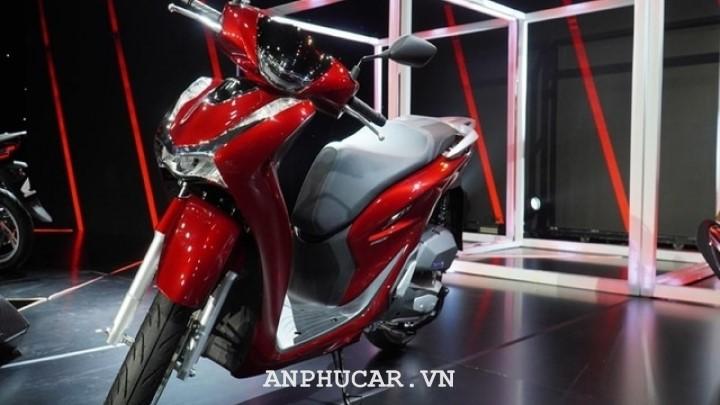 Honda SH trinh lang tai Viet Nam