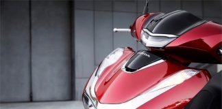 Mua xe Honda SH125i 2020