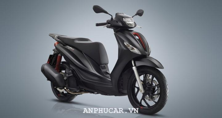 Piaggio Medley 2020 chinh thuc ra mat