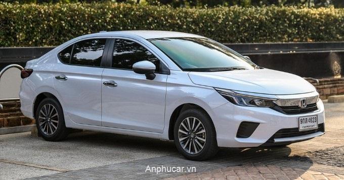 Honda City 2020 Mau Trang