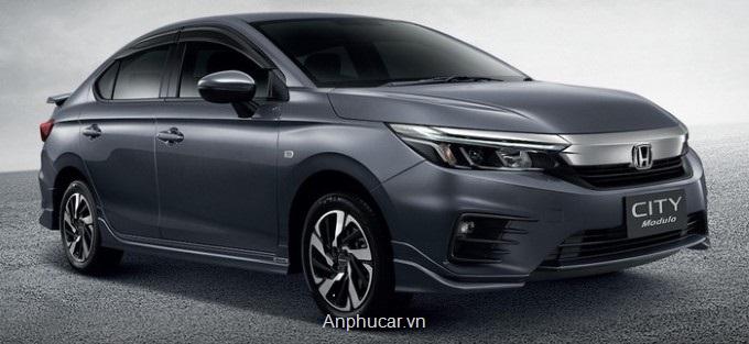 Honda City 2020 Mau Xam