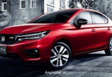 Honda City 2020 Tong Quan