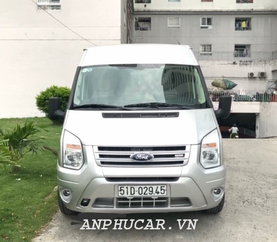 ford transit 2016 xe cu gia re
