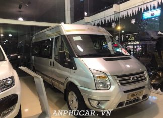 gia xe ford transit 2016 cu