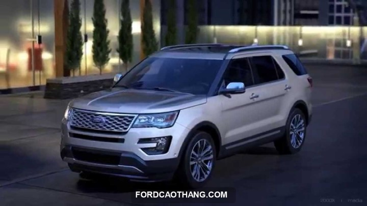 ford explorer 2016 platinum