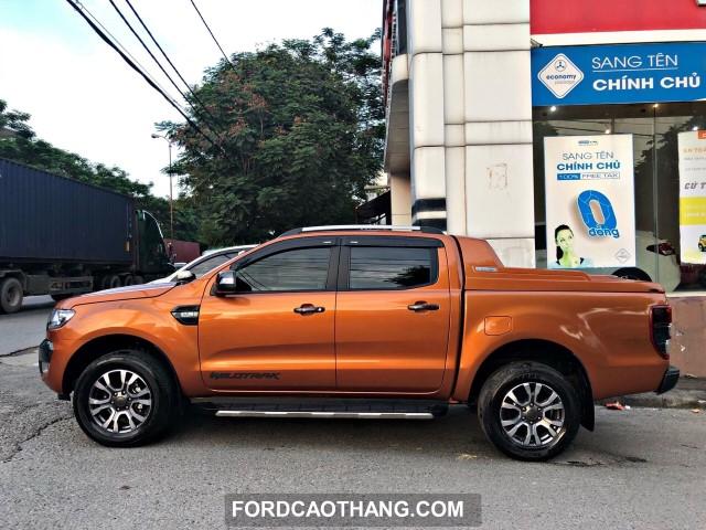 đánh giá ford ranger wildtrak 2016
