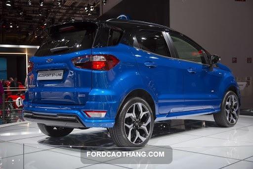 Ford Ecosport 2021 khong banh du phong