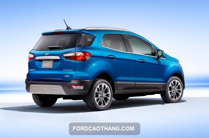 Ford Ecosport 2021 titanium