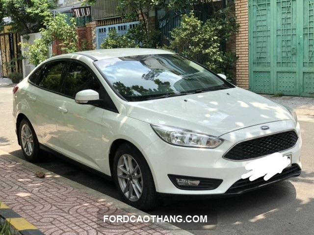 Ford Focus 2019 cu