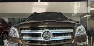 Mercedes GL400 4Matic cũ đời 2015