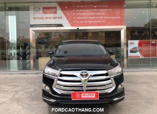 Toyota Aventure 2018
