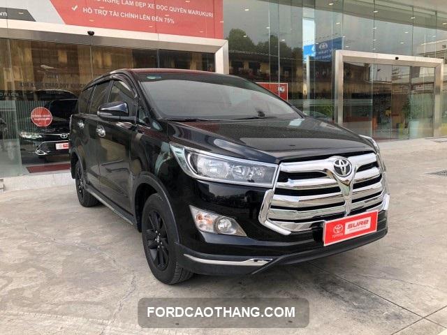 Toyota Aventure 2018 cu