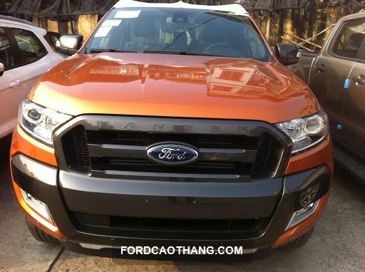 bán tải ford ranger 2016